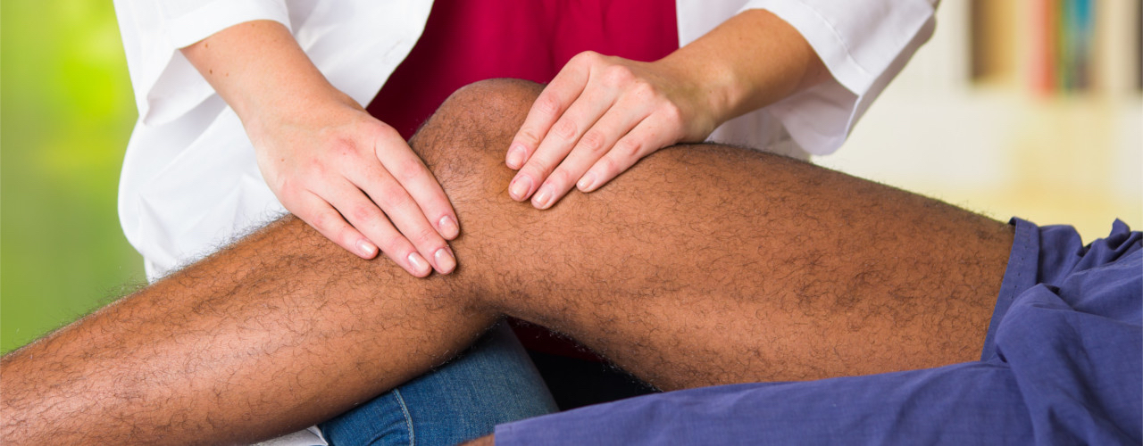 Physical therapy can help relieve your back and knee pain